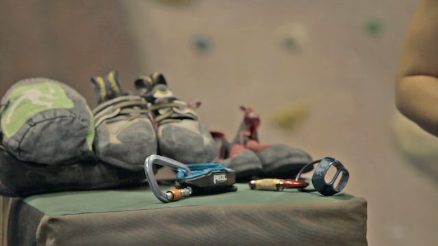 Gym Top Rope Climbing: 1. Gear Considerations
