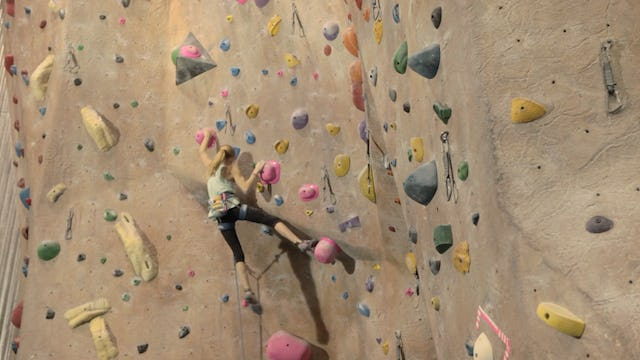 Gym Lead Climbing: 1. Top Roping vs. Lead Climbing