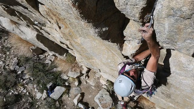 Aid Climbing: 23. Route Considerations