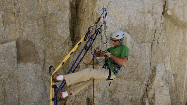 Aid Climbing: 8. Jumaring Texas Style