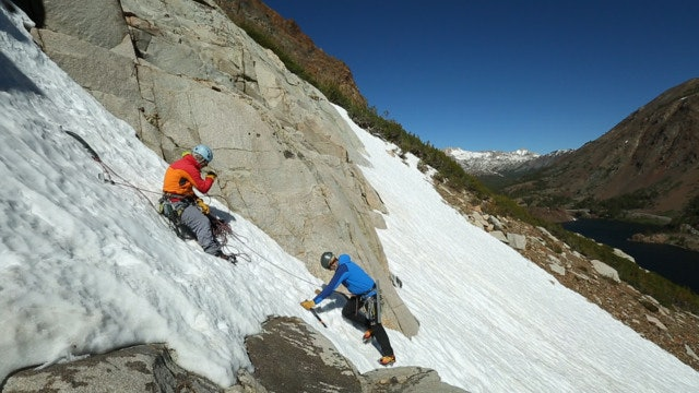 Alpine Climbing & Mountaineering