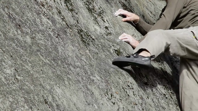 Climbing Movement: 10. Edging for Feet
