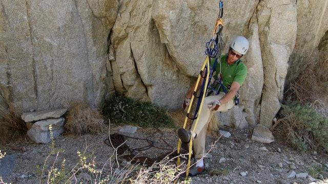 Aid Climbing: 6. Jumaring Basics