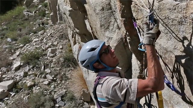 Aid Climbing: 10. Cleaning Pitches
