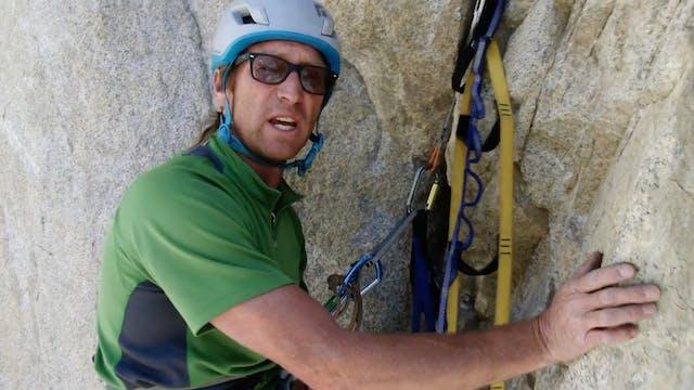 Aid Climbing: 4. Bounce Testing
