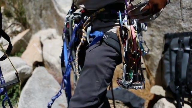 Aid Climbing: 3. Basic Aid Techniques