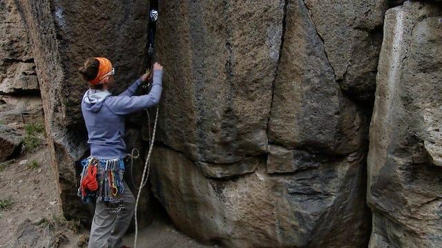 Traditional Climbing: 14. Alternative Trad Anchor - Consideration #1