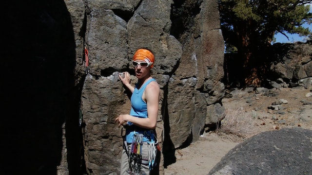 Traditional Climbing: 13. Assessing Trad Anchor Rock Quality