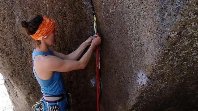 Traditional Climbing: 11. Building Traditional Anchors - Part 1 of 2