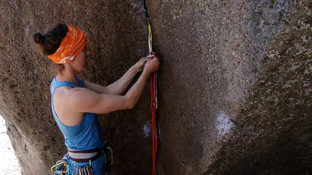 Traditional Climbing: 11. Building Tr...