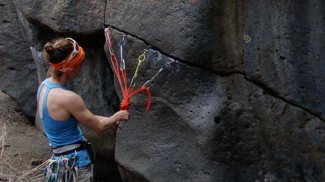 Traditional Climbing: 17. Combining O...