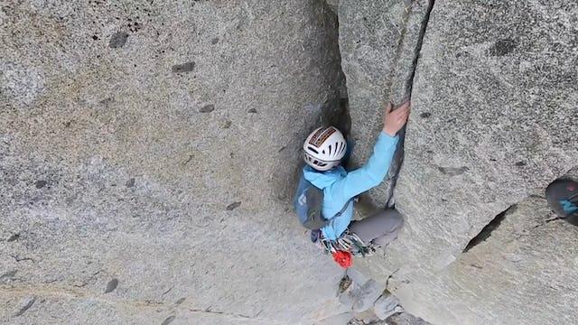 Traditional Climbing: 3. Finger Locks vs. Laybacking Cracks