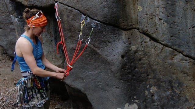 Traditional Climbing: 19. Maximizing ...