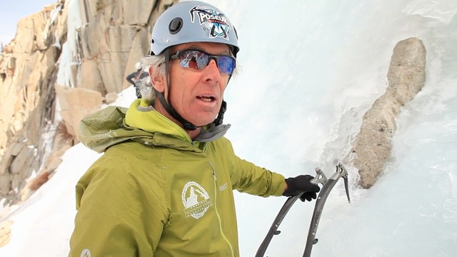 Ice Climbing: 4. Eye Protection