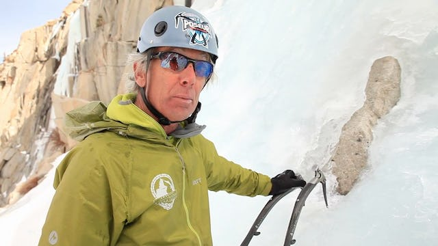 Ice Climbing: 11. Falling Considerations