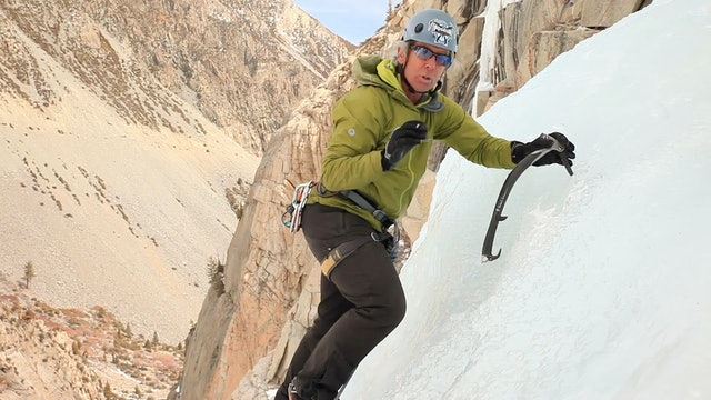 Ice Climbing: 1. Technique Considerations