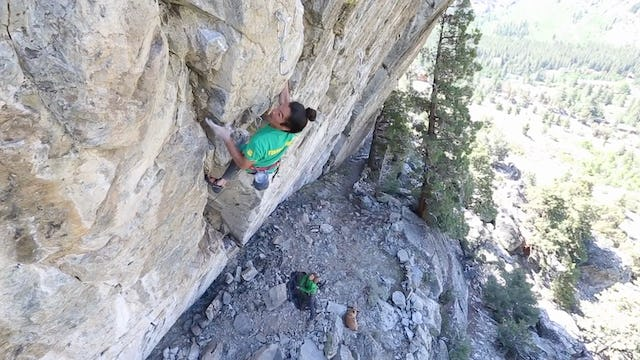 Sport Climbing: 5. Dynamic Movement