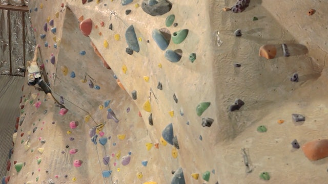 Gym Lead Climbing: 5. Avoid Skipping Clips