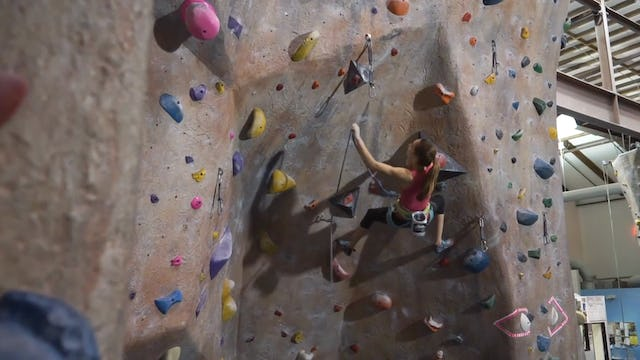 Gym Lead Climbing: 8. Danger Zones