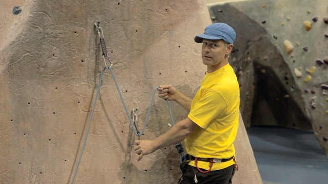 Gym Lead Climbing: 6. Avoid Z-Clipping