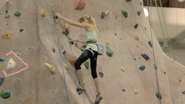 Gym Lead Climbing: 3. When to Clip