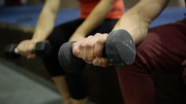 Fitness for Climbing: 4. Wrist Extens...