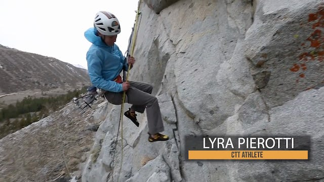 Multi-Pitch Trad: 12. Retreating from a Route