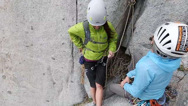 Multi-Pitch Trad: 17. Swapping Leads ...