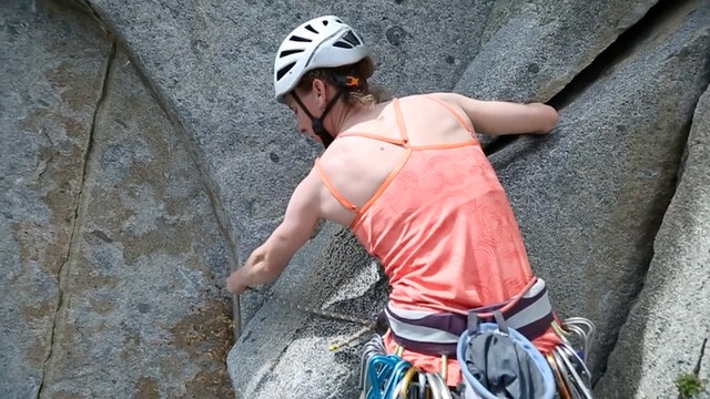 Multi-Pitch Trad: 15. Wandering Routes
