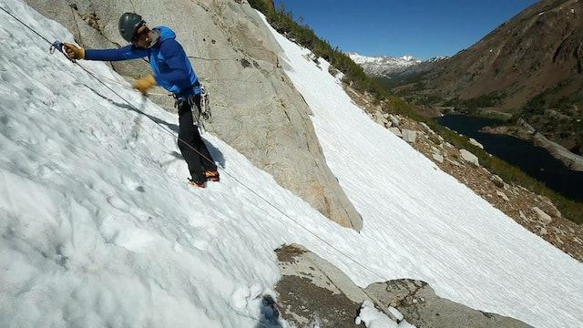 Alpine: 25. Ascending Fixed Lines
