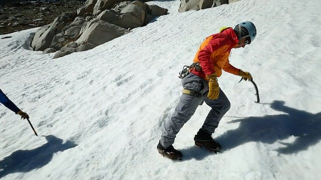Alpine: 8. Changing Directions in Snow