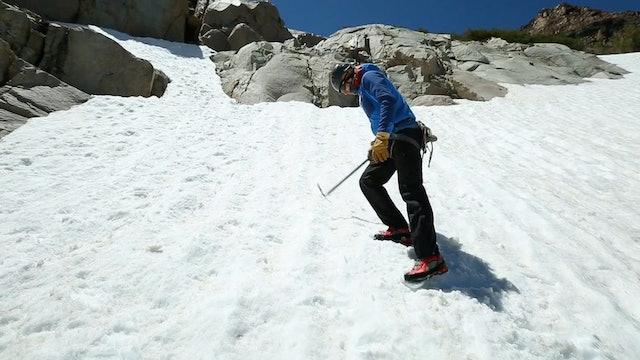 Alpine: 4. Snow Travel - Chopping Steps