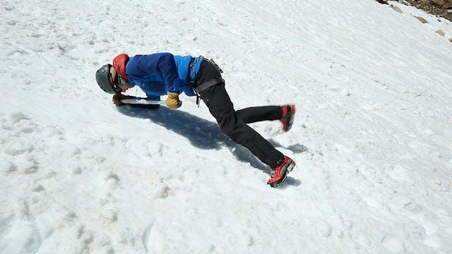Alpine: 11. The Self-Arrest