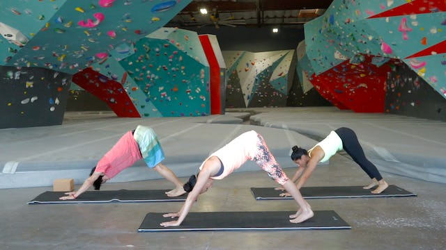 Yoga & Stretching - Conditioning for Climbing - Part 1