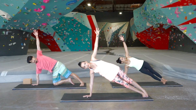 Yoga & Stretching - Conditioning for Climbing - Part 2