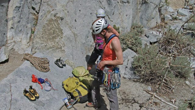 Multi-Pitch Trad: 9. Racking Part 2 of 2