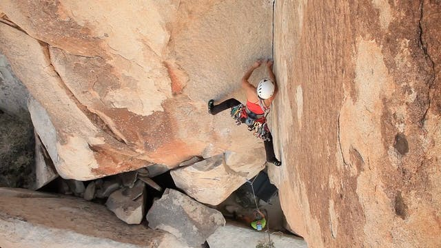 "Traditional Climbing: 22. ""Coarse & B..."