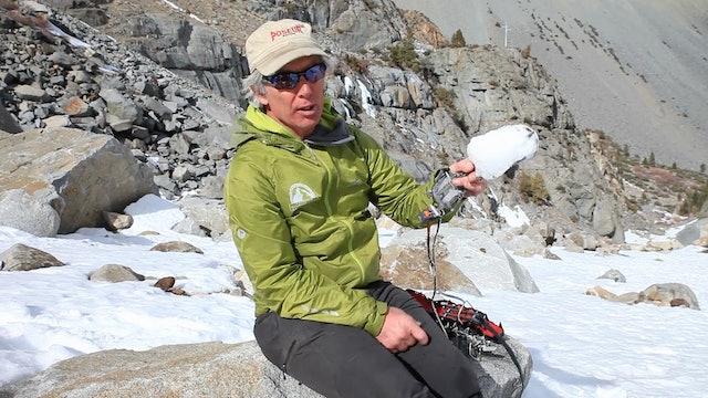 Alpine: 9. Crampon Anti-Balling Plates