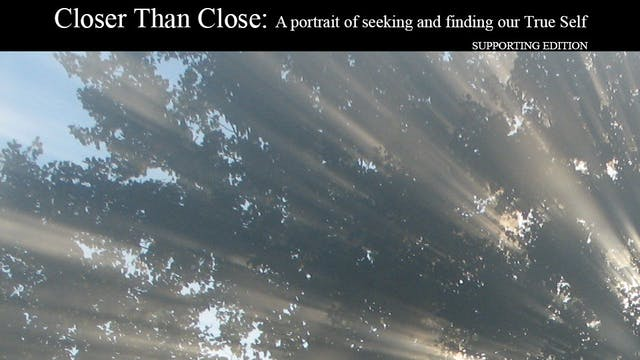 Closer Than Close: supporting edition