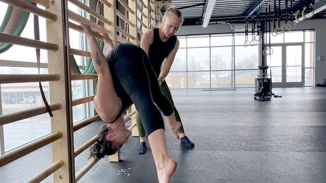 Strength 360º with Coach Grace
