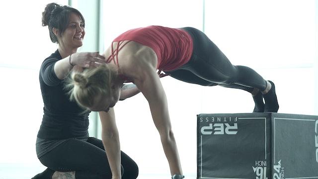Strength 360º with Coach Katie