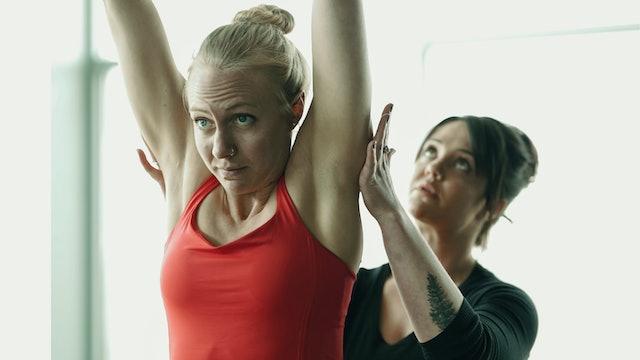 Handstand BASICS with Coach Katie