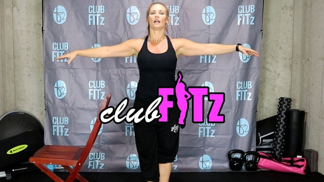 Club FITz Session 4: Ballet/Barre Work