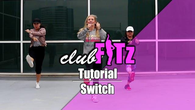 Tutorial of Switch by Iggy Azalea