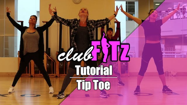Tutorial of Tip Toe by Jason Derulo