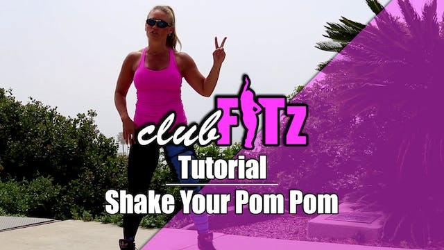 Tutorial of Shake Your Pom Pom by Mis...
