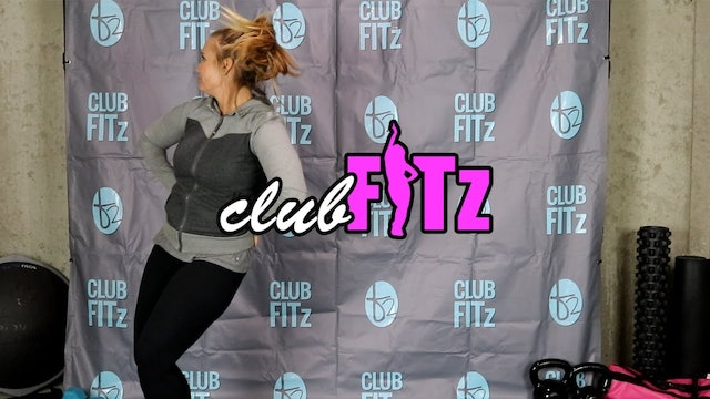 Club FITz Session 2: 30 Min Dance FITzness Workout