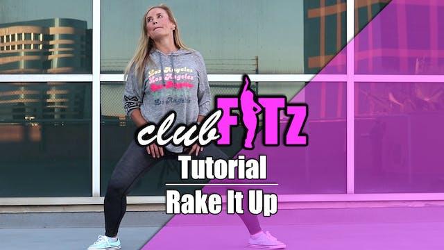 Tutorial of Rake it Up by Yo Gotti & ...