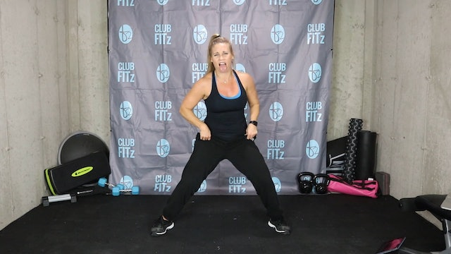 Club FITz Session 3: 30 Min Dance FITzness Workout