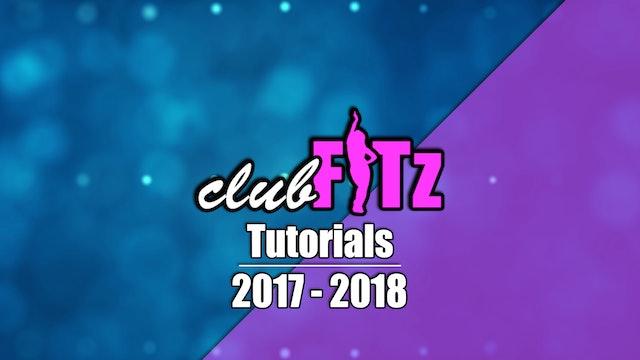Club FITz Tutorials of 2017-2018